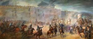 xiaxia siege letter  300x128 Sejarah Islam   Invasi Pasukan Mongol ke Kerajaan Islam (Bagian 1)