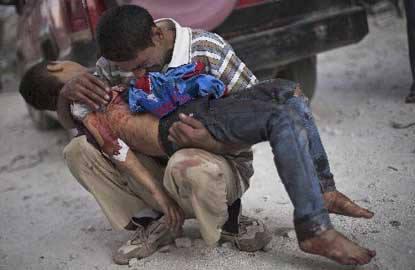 konflik syiah suriah