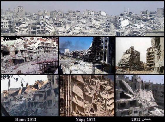 Homs 564x417 Peperangan di Bulan Ramadhan (Bagian 2)