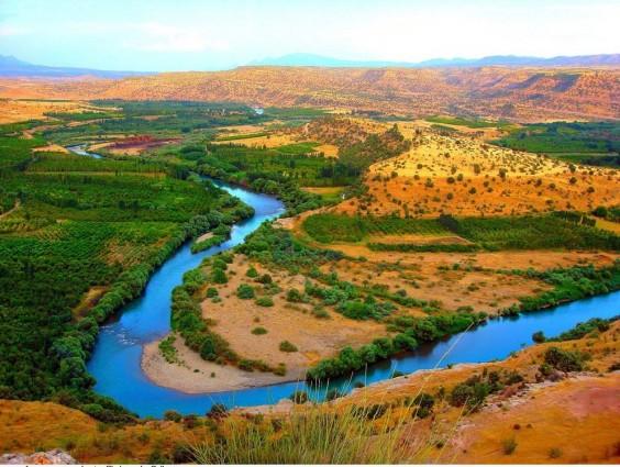 Iraq_Kurdistan_Zaab_River
