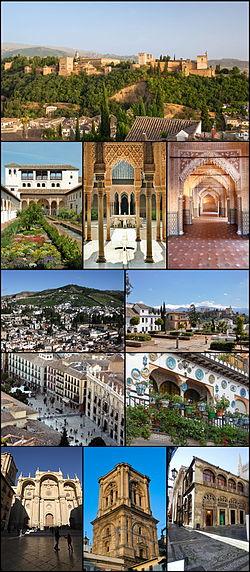 Peninggalan-peninggalan Islam di Spanyol