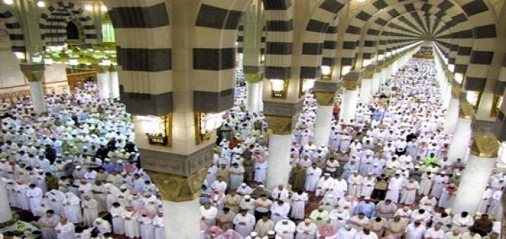 Selama 37 Tahun Istiqomah Shalat Berjamaah di Masjid