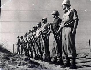 Haganah organisasi paramiliter Yahudi di wilayah Palestina pada masa ketika masih menjadi wilayah mandat Britania Raya sejak 1920 hingga 1948.