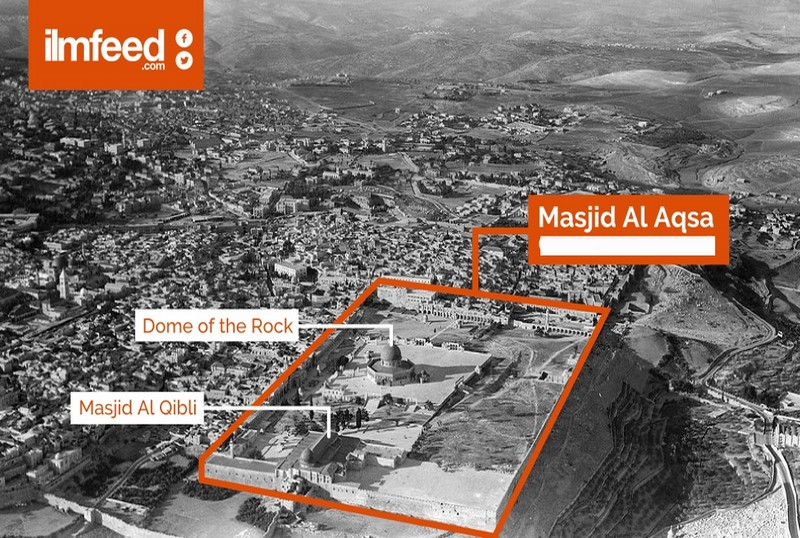Komplek Masjidil Al-Aqsa
