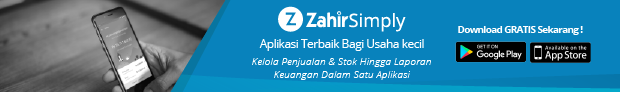 aplikasi software akuntansi zahir simply