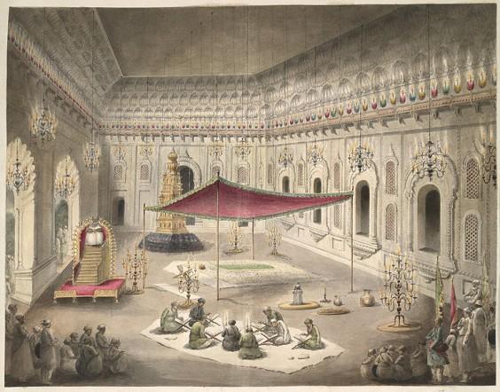 kerajaan islam india