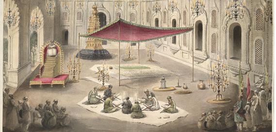 sejarah islam india