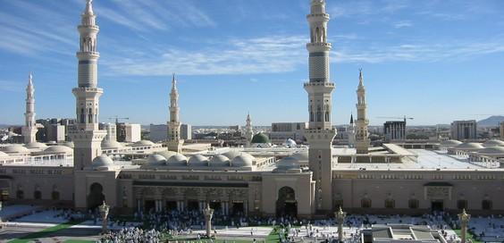 Masjid Nabawi 1