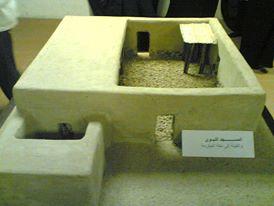 Masjid Nabawi, Kiblat Mekah