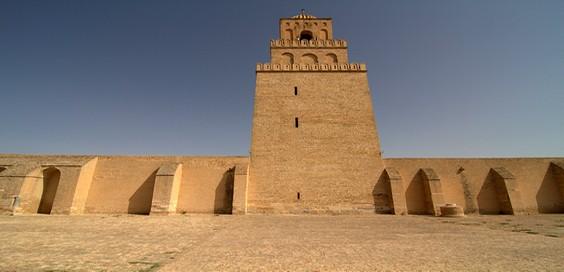 Mosque_of_Uqba_minaret