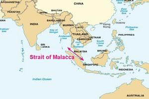 Jalur Selat Malaka