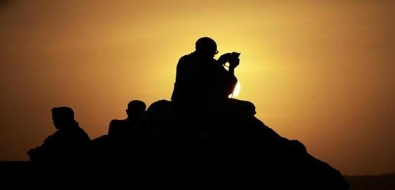 Menggendong Sang Ayah Selama Prosesi Haji