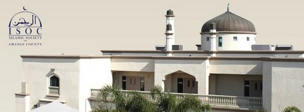 Islamic Society of Orange Country, California