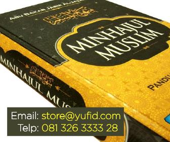 buku minhajul muslim store yufid