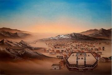 Budaya Arab, Agama Bangsa Arab Sebelum Islam