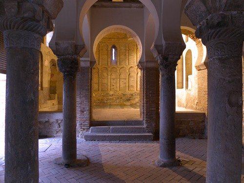 The Mosque of Cristo de la Luz. Bekas masjid peninggalan umat Islam. Terletak di Kota Toledo
