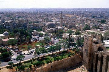 Sejarah Aleppo di Era Turki Utsmani